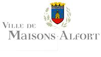 logo ville de maisons alfort